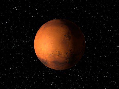 mars getty image